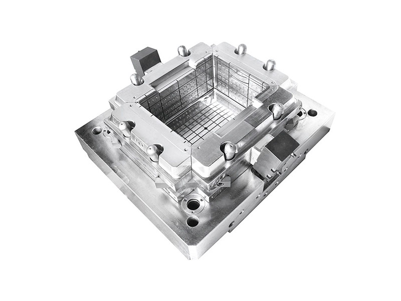 PLASTIC Vegetable crate mould